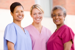A-1 Home Care Diverse Nurses